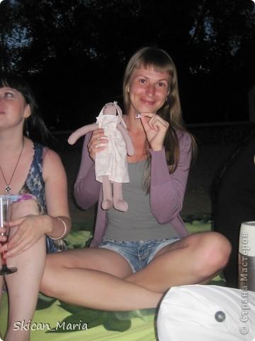 Моя первая кукла тильда фото 4