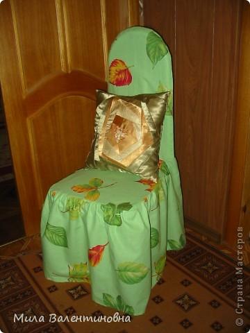 Покрывало и три подушки, подарок маме на 8 Марта. фото 13