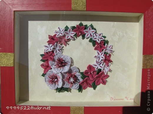 Это - сама нежность, волшебные цветочки делала на День Рождения своей сестричке.  фото 2