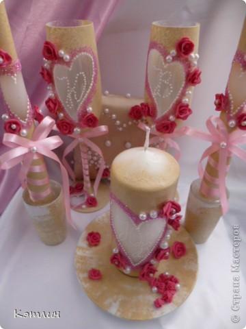 Свадебный набор. фото 1