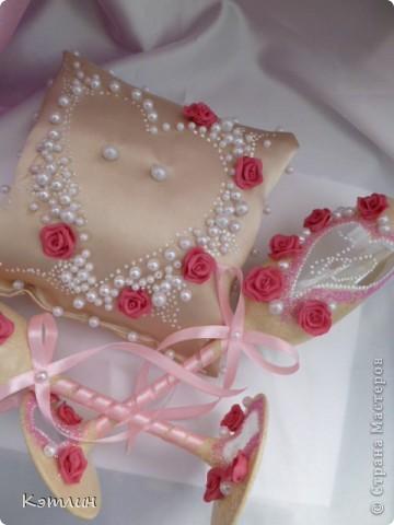 Свадебный набор. фото 6