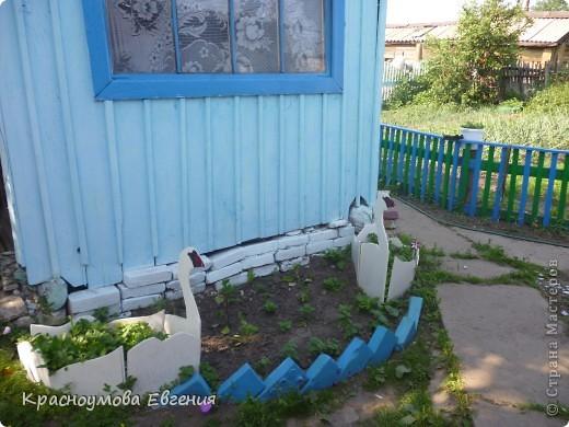 Добро пожаловать на наш уютный двор! Всю эту красоту мы сделали вместе с мамой и папой. Это наш уютный домик))) фото 6