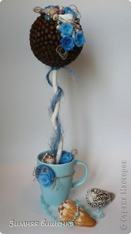 Привет!!!!!!!!!!! и снова я с кофе))) Теперь с бабочками и морским)))) фото 4
