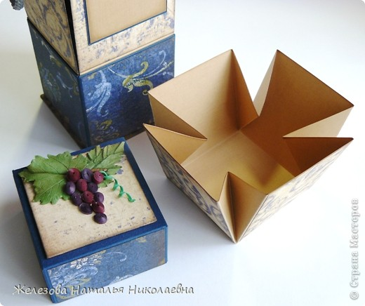 Комплект с зеленым виноградом фото 11