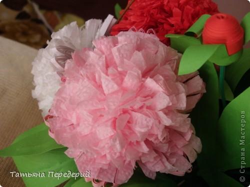 Он пышен, красив, ароматен и ярок, Для чуткого сердца - прекрасный подарок! фото 4