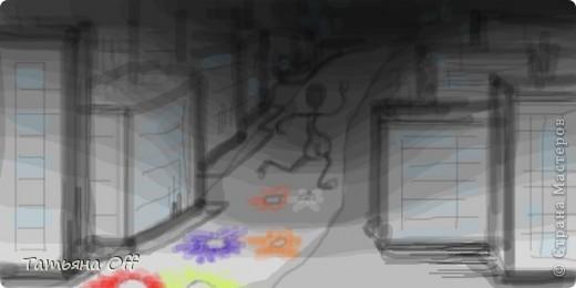"""Наводила ревизию в своем компе.Наткнулась на рисунки,сделанные в Paint.Мы с подругой перекидывались ими,загадывая в каждом какую-то песню.Это,к примеру,Иванушки Int. """"Снегири"""".Лично нам во время угадывания было очччень весело.Предлагаю и Вам немного поразвлечься :) З.Ы.По мере угадывания картинки будут подписаны.Удачи))) фото 36"""