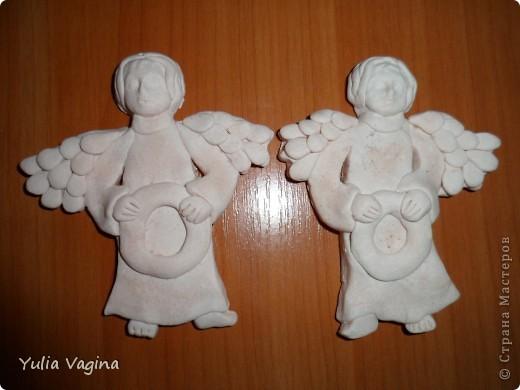 Привет, Страна!  Сделала на заказ ещё несколько ангелочков, по МК выложенному ранее http://stranamasterov.ru/node/369096 фото 2
