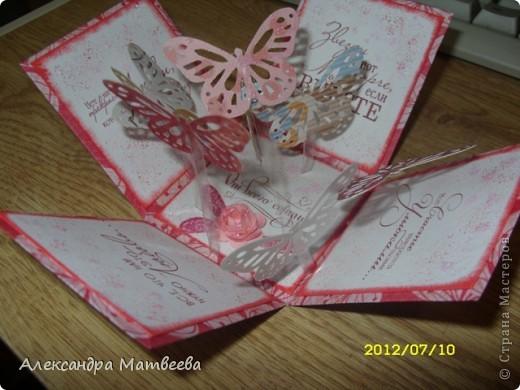 коробочка-сюрприз фото 2