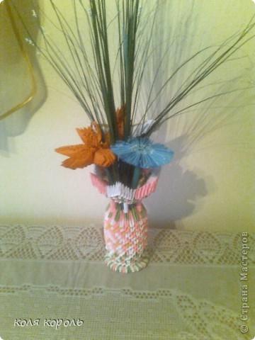 цвети в вазе
