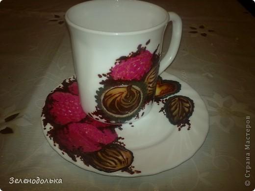 Чайная пара в подарок любимой сестренке!!! фото 3