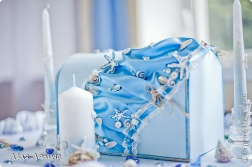Фото-отчет морская свадьба фото 3
