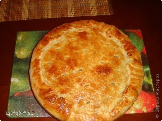 Творожный пирог с фруктами фото 2