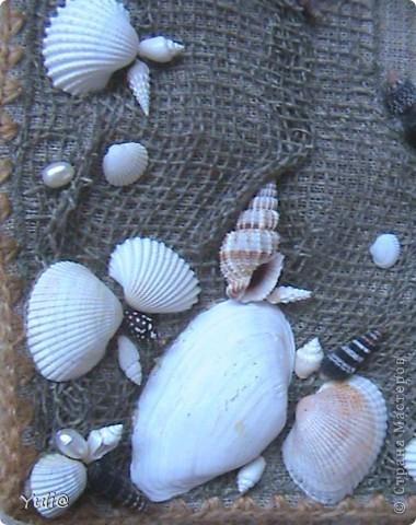 """Всем приветики!!!!! Вот решила с вами поделиться своей любимой пляжной сумочкой! (Правда сшила я её ещё прошлым летом,и на море она уже успела побывать,но так как я здесь ещё не """"жила"""",время её наступило только сейчас) Думаю никогда не поздно поделиться идейкой! фото 3"""