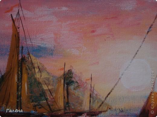 Закат на море. фото 25