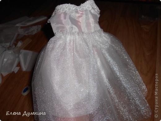 пока готова у меня невеста.жених делается..расскажу по порядку... фото 8