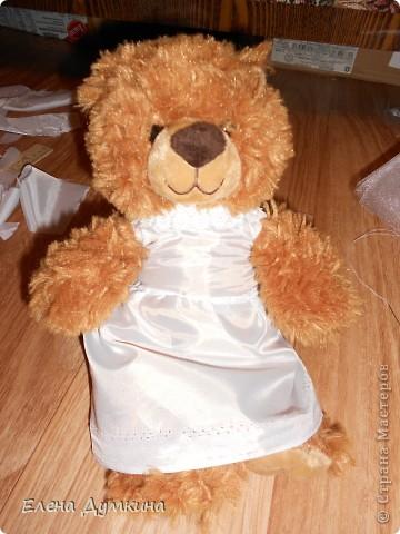 пока готова у меня невеста.жених делается..расскажу по порядку... фото 9