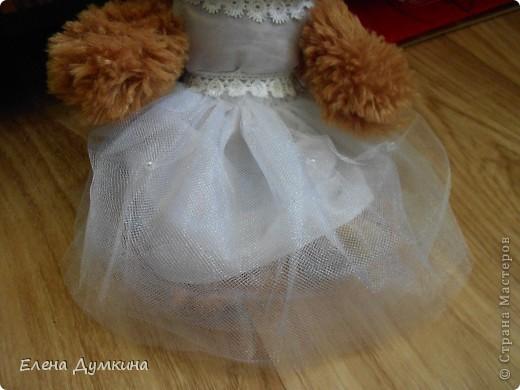 пока готова у меня невеста.жених делается..расскажу по порядку... фото 11