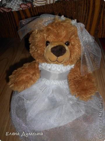 пока готова у меня невеста.жених делается..расскажу по порядку... фото 15