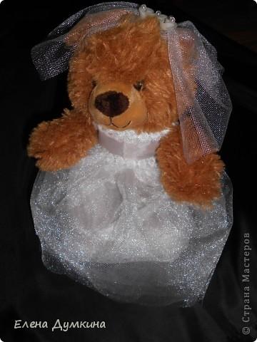 пока готова у меня невеста.жених делается..расскажу по порядку... фото 1
