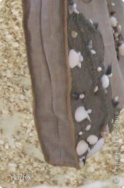 """Всем приветики!!!!! Вот решила с вами поделиться своей любимой пляжной сумочкой! (Правда сшила я её ещё прошлым летом,и на море она уже успела побывать,но так как я здесь ещё не """"жила"""",время её наступило только сейчас) Думаю никогда не поздно поделиться идейкой! фото 9"""