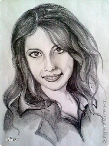 Рисунки карандашом фото 3
