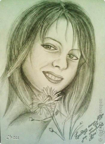 Рисунки карандашом фото 2