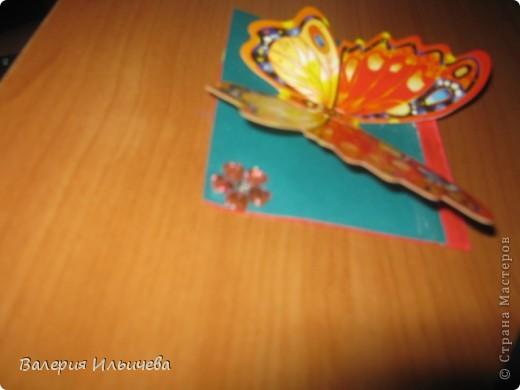 Вот такие объемные бабочки.Карточки АТС. Приглашаю: http://stranamasterov.ru/user/93460  http://stranamasterov.ru/user/102055 С удовольствием обменяюсь на карточки АТС, наклейки,скрапности,дырокольчики и прочие штуки для рукоделия. фото 9