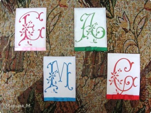 Вот такая маленькая серия из 4-х карточек. Если понравится - сделаю продолжение. фото 1