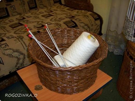 Моя первая плетенка. фото 2