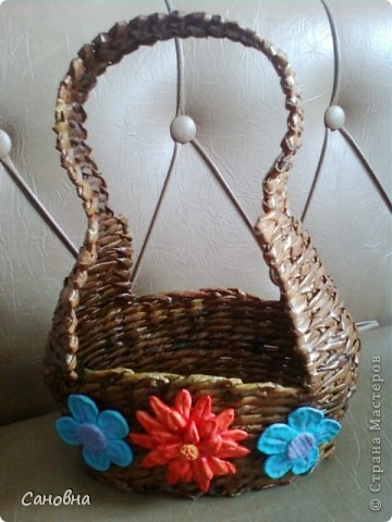 корзиночка для подружки фото 2