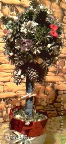 Новогоднее дерево  фото 1