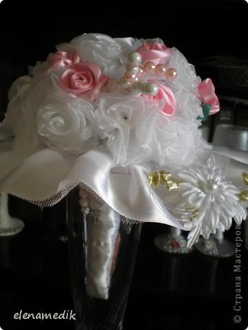 букет-дублер для невесты фото 2