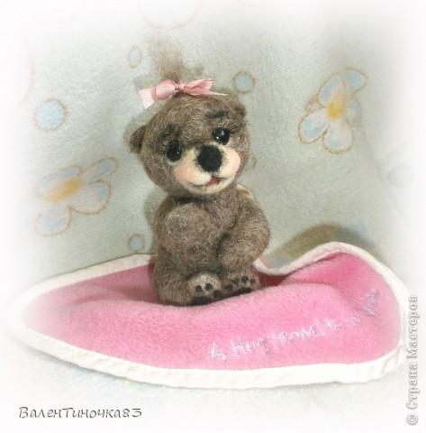 новорожденная мишка-малышка фото 1