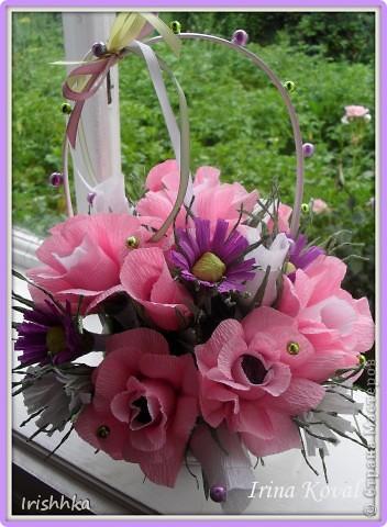 Букет романтика (парень заказал девушке на День рождение) фото 1