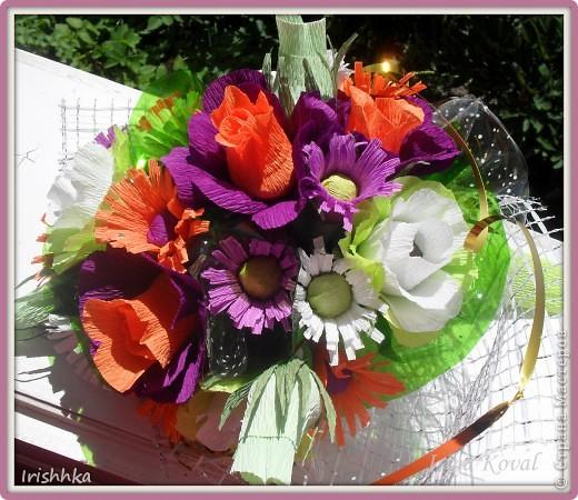 Букет романтика (парень заказал девушке на День рождение) фото 3