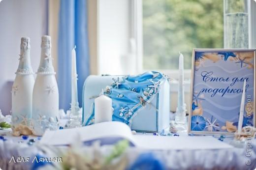 Фото-отчет морская свадьба фото 2
