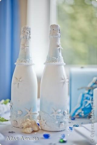 Фото-отчет морская свадьба фото 1