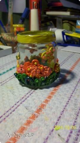 моя новая баночка для мамы со змеями фото 8