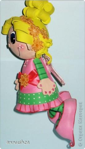 Эти кукла выполнены в стиле E.V.A из так называемой пористой резины Дальше фото каждой куклы по отдельности фото 13