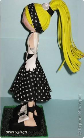 Эти кукла выполнены в стиле E.V.A из так называемой пористой резины Дальше фото каждой куклы по отдельности фото 4