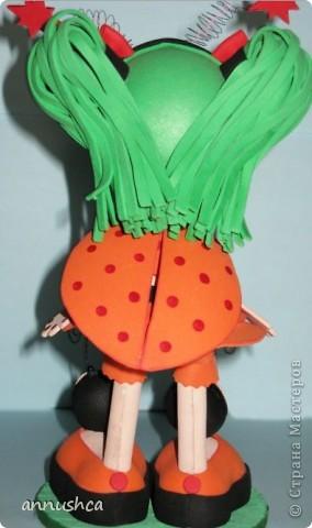 Эти кукла выполнены в стиле E.V.A из так называемой пористой резины Дальше фото каждой куклы по отдельности фото 10