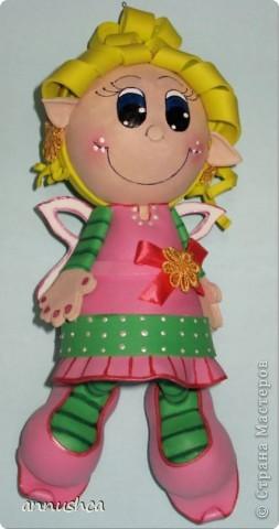 Эти кукла выполнены в стиле E.V.A из так называемой пористой резины Дальше фото каждой куклы по отдельности фото 11