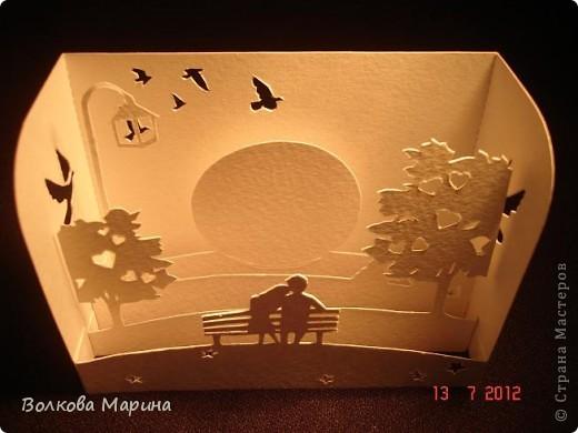 Вот такие любовные миниатюрки у меня получились. Увидела на просторах интернета - не могла не повторить такую прелесть!!! фото 5
