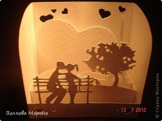 Вот такие любовные миниатюрки у меня получились. Увидела на просторах интернета - не могла не повторить такую прелесть!!! фото 14