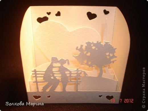 Вот такие любовные миниатюрки у меня получились. Увидела на просторах интернета - не могла не повторить такую прелесть!!! фото 15