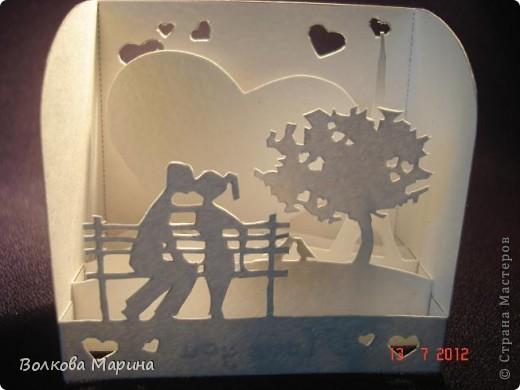 Вот такие любовные миниатюрки у меня получились. Увидела на просторах интернета - не могла не повторить такую прелесть!!! фото 16