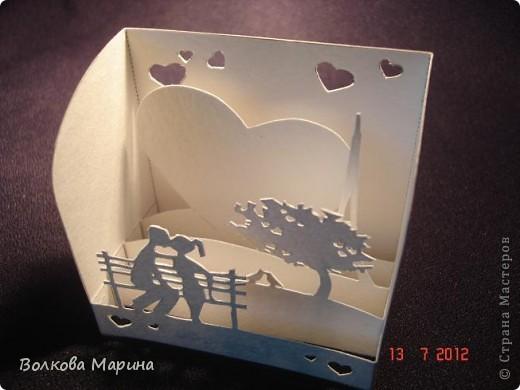 Вот такие любовные миниатюрки у меня получились. Увидела на просторах интернета - не могла не повторить такую прелесть!!! фото 17