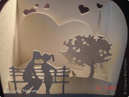 Вот такие любовные миниатюрки у меня получились. Увидела на просторах интернета - не могла не повторить такую прелесть!!! фото 18
