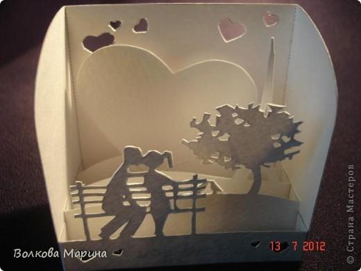Вот такие любовные миниатюрки у меня получились. Увидела на просторах интернета - не могла не повторить такую прелесть!!! фото 19
