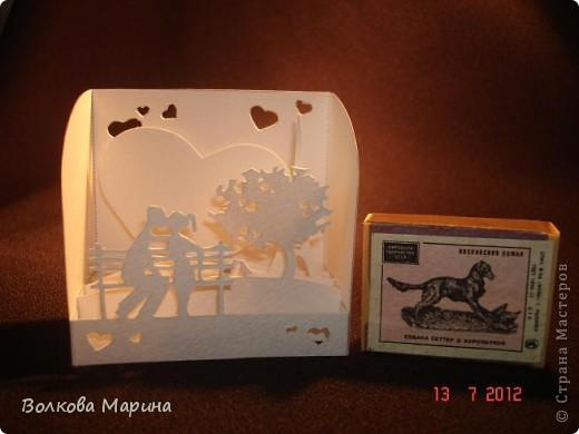Вот такие любовные миниатюрки у меня получились. Увидела на просторах интернета - не могла не повторить такую прелесть!!! фото 20
